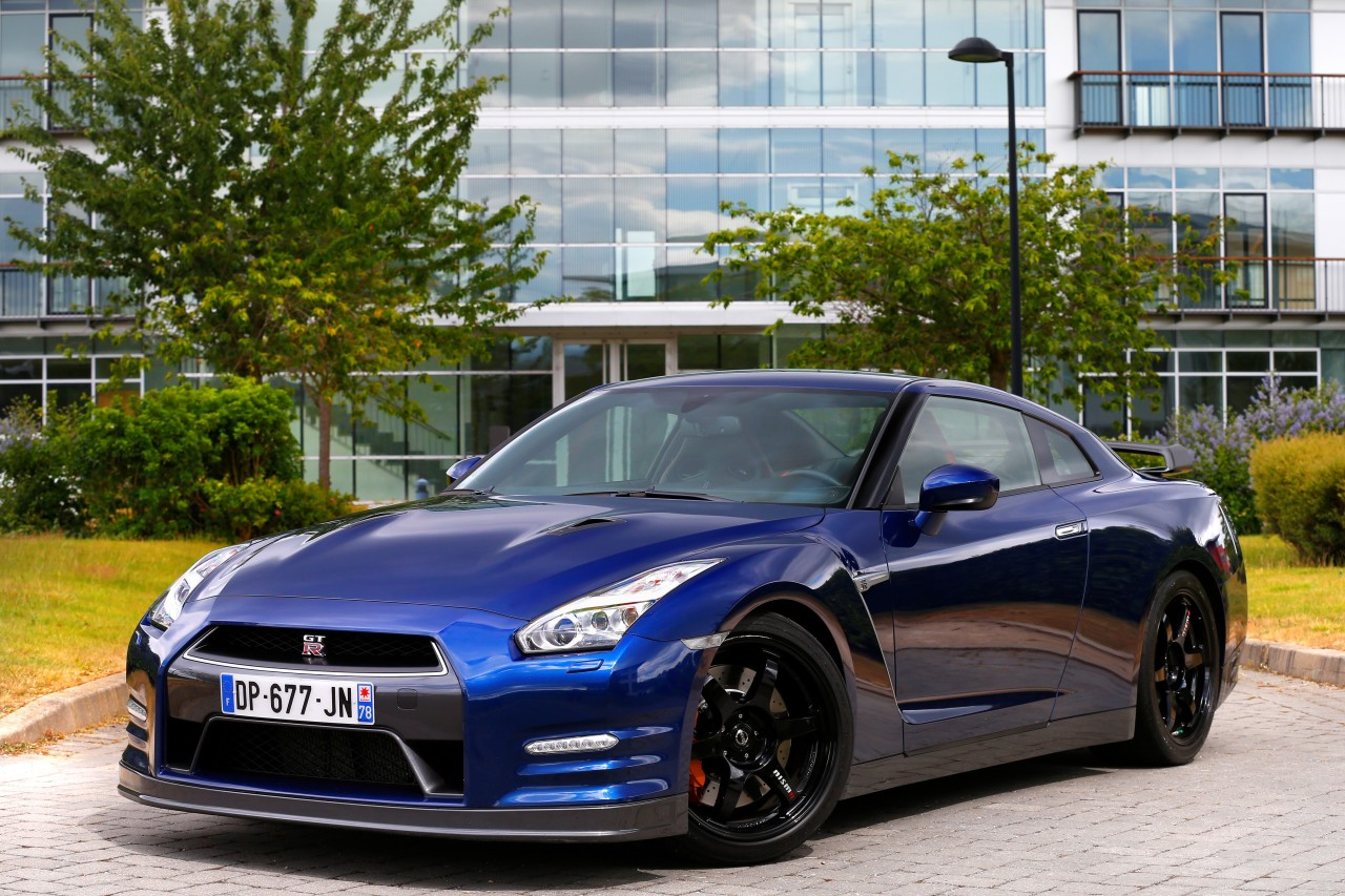 nissan gt r 2015 nouvelle s rie track edition l 39 argus. Black Bedroom Furniture Sets. Home Design Ideas