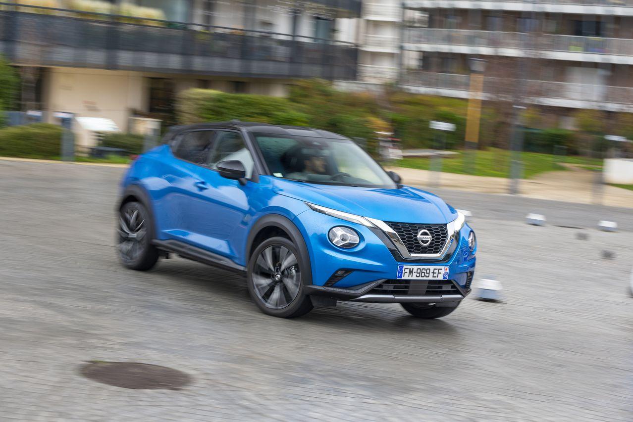 Nissan Juke (2021). Légère hausse de prix, petite baisse ...