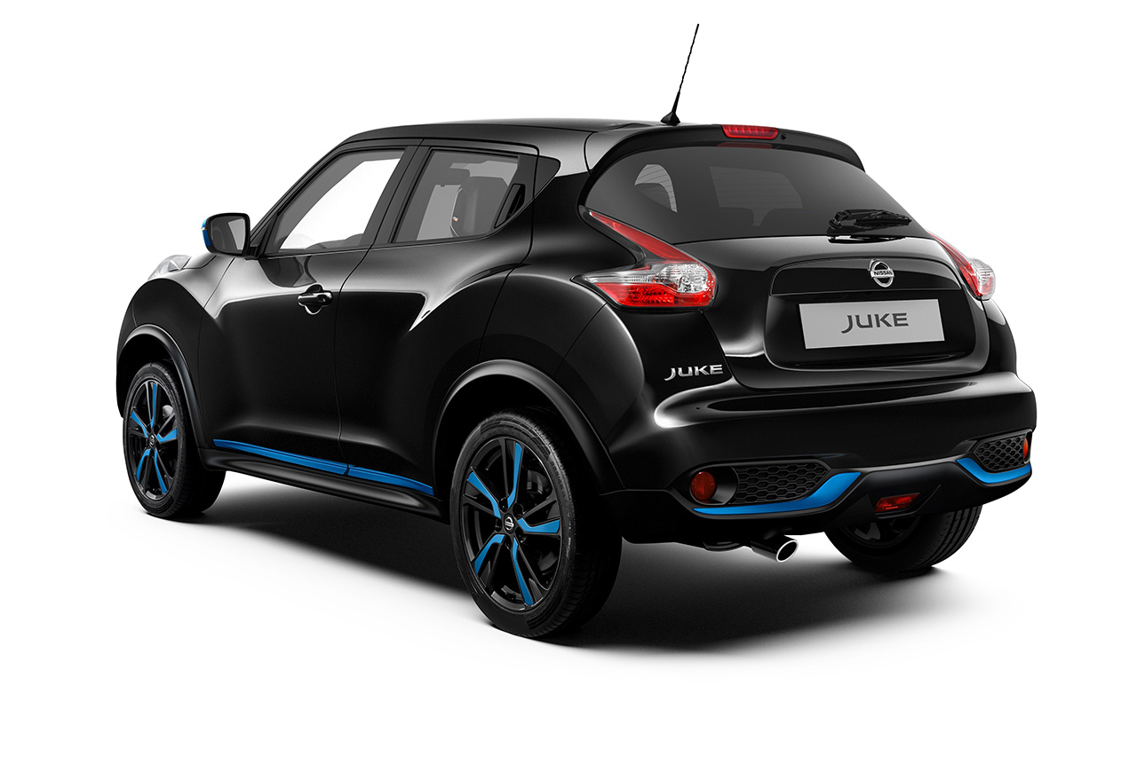 nissan juke 2018 un nouveau restylage avant la retraite photo 9 l 39 argus. Black Bedroom Furniture Sets. Home Design Ideas