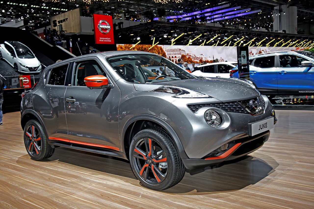nissan juke 2018 un nouveau restylage avant la retraite photo 1 l 39 argus. Black Bedroom Furniture Sets. Home Design Ideas