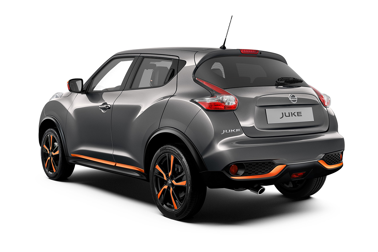nissan juke 2018 un nouveau restylage avant la retraite photo 11 l 39 argus. Black Bedroom Furniture Sets. Home Design Ideas