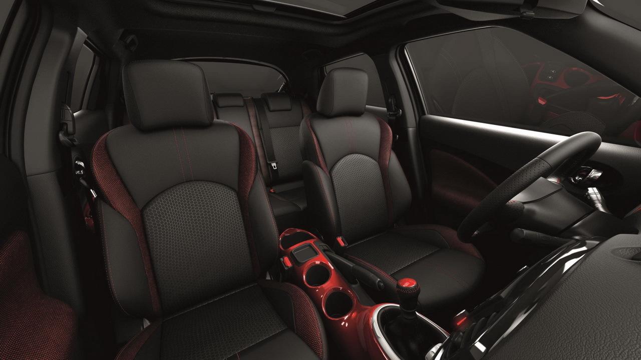 Nissan juke et qashqai design edition nouvelles s ries for Interieur nissan juke
