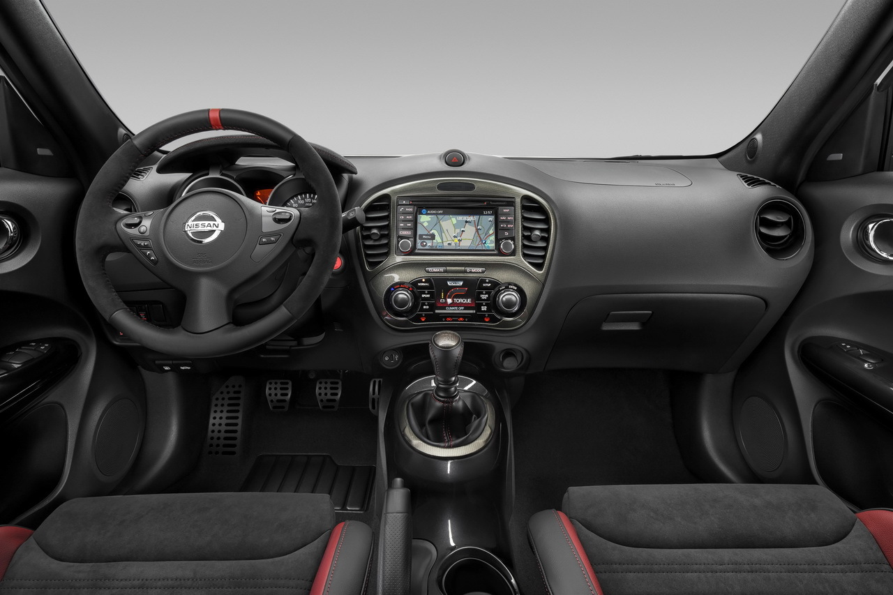nissan juke nismo rs 2015 le plus turbulent des suv urbains photo 11 l 39 argus. Black Bedroom Furniture Sets. Home Design Ideas