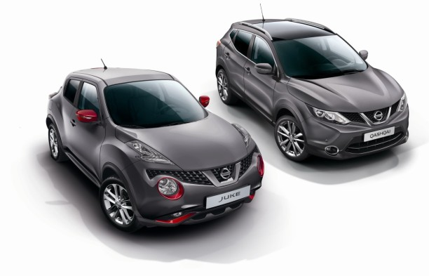 nissan juke et qashqai design edition nouvelles s ries sp ciales l 39 argus. Black Bedroom Furniture Sets. Home Design Ideas