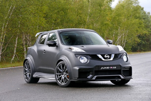 essai nissan juke r 2 0 j 39 ai conduit un suv urbain de 600 ch l 39 argus. Black Bedroom Furniture Sets. Home Design Ideas
