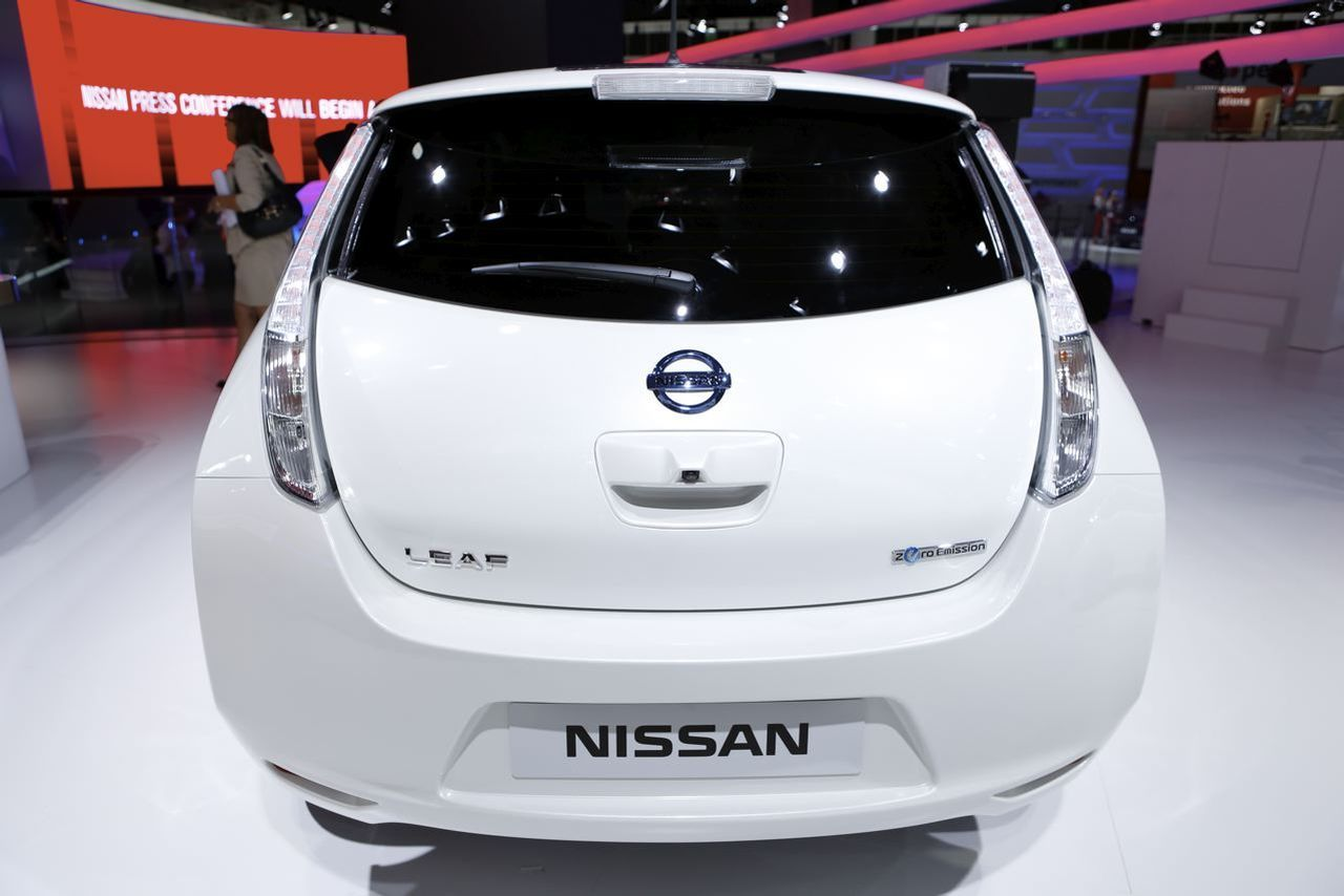 nissan leaf 30 kwh 250 km d 39 autonomie pour la leaf photo 11 l 39 argus. Black Bedroom Furniture Sets. Home Design Ideas