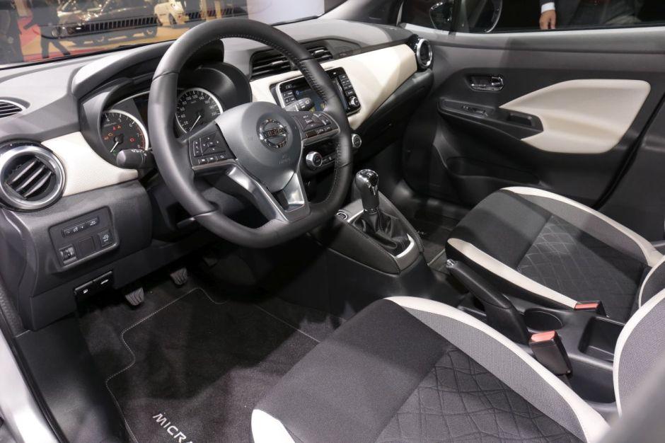 Nissan Micra 5 : nos premières impressions sur la nouvelle Micra ...
