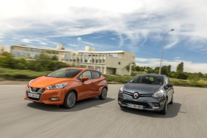 Nissan Micra IG-T 90 vs Renault Clio TCe 90