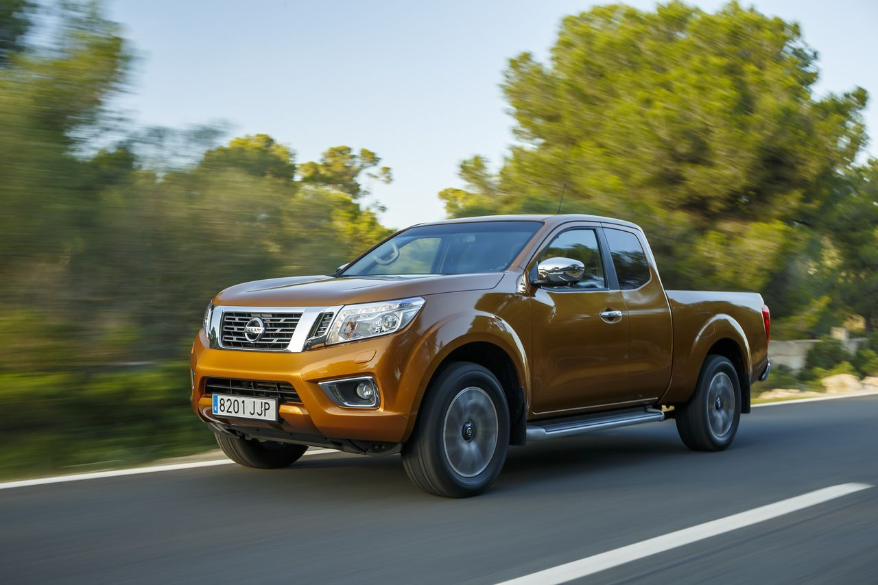essai nissan navara 2 3 dci 190 un pick up polyvalent photo 6 l 39 argus. Black Bedroom Furniture Sets. Home Design Ideas
