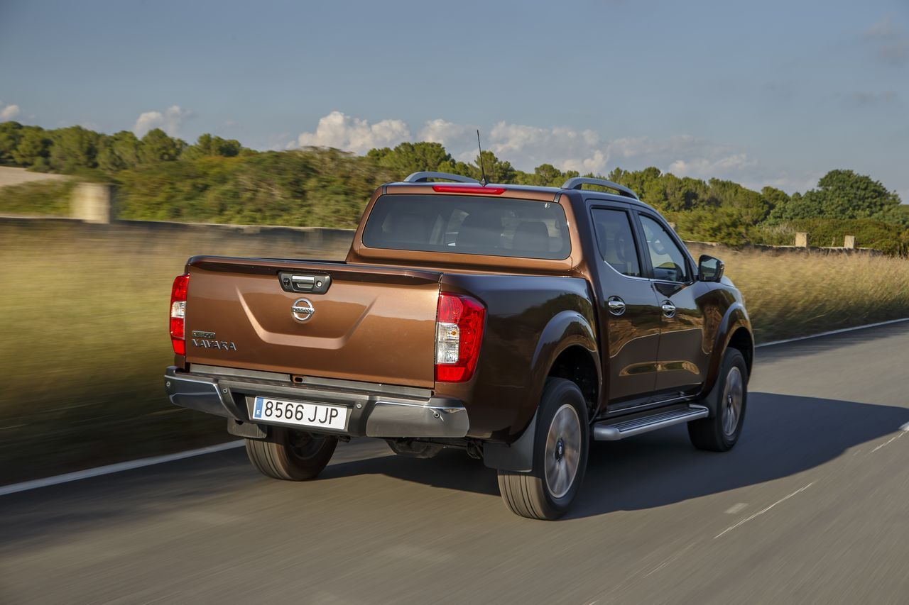 essai nissan navara 2 3 dci 190 un pick up polyvalent photo 3 l 39 argus. Black Bedroom Furniture Sets. Home Design Ideas
