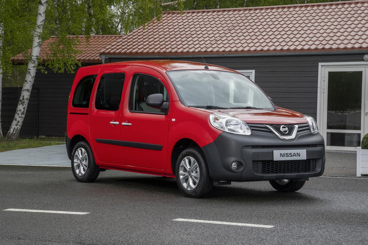 Nissan NV250 (2019) : un nouveau clone pour le Renault Kangoo