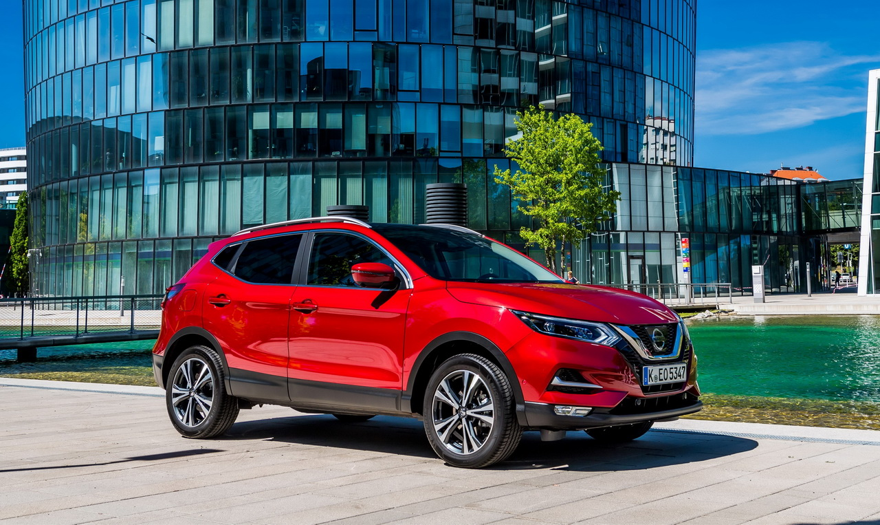 Prix Nissan Qashqai 2017 : les tarifs du Qashqai restylé ...