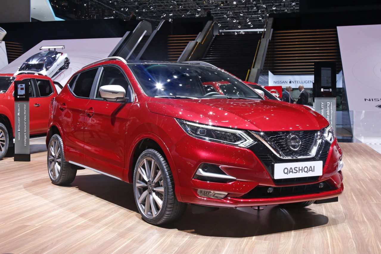Prix Nissan Qashqai (2019). La conduite semi-autonome de série