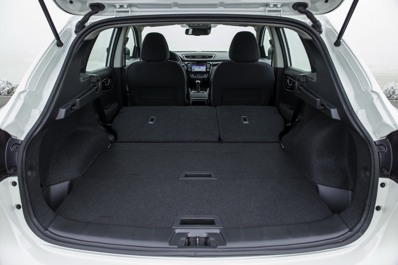 essai du nissan qashqai ii 1 5 dci de 110 ch 2014 photo 32 l 39 argus. Black Bedroom Furniture Sets. Home Design Ideas