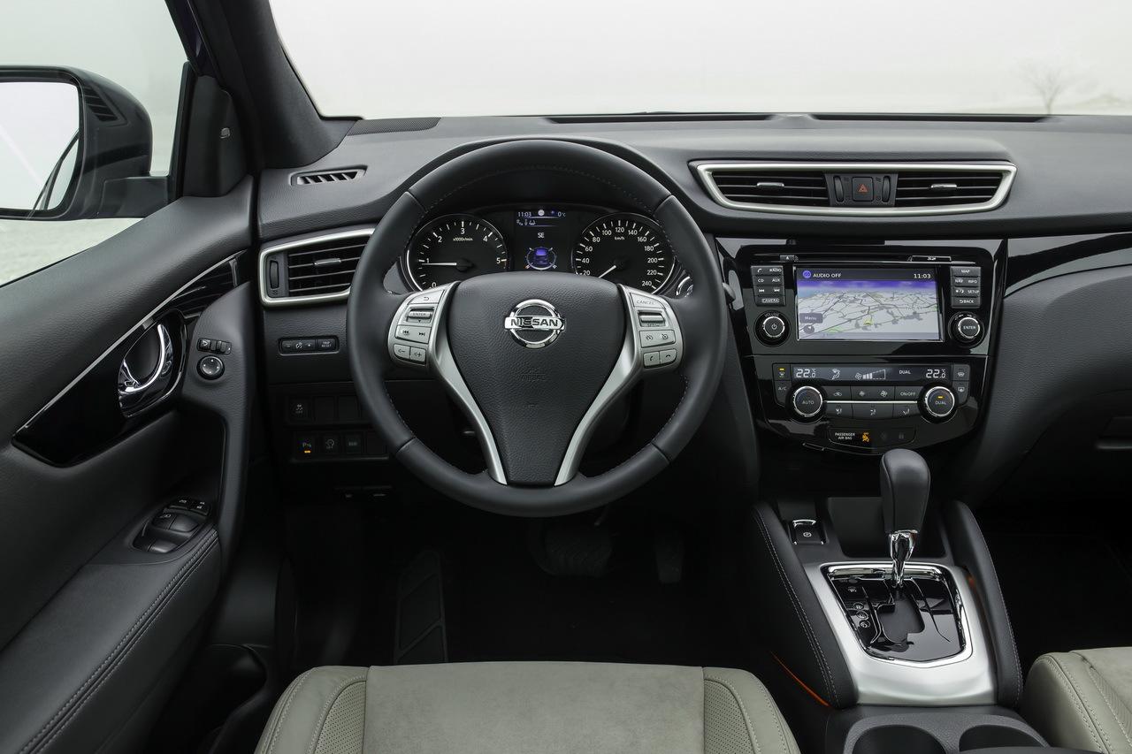 Essai Du Nissan Qashqai Ii 1 5 Dci De 110 Ch 2014