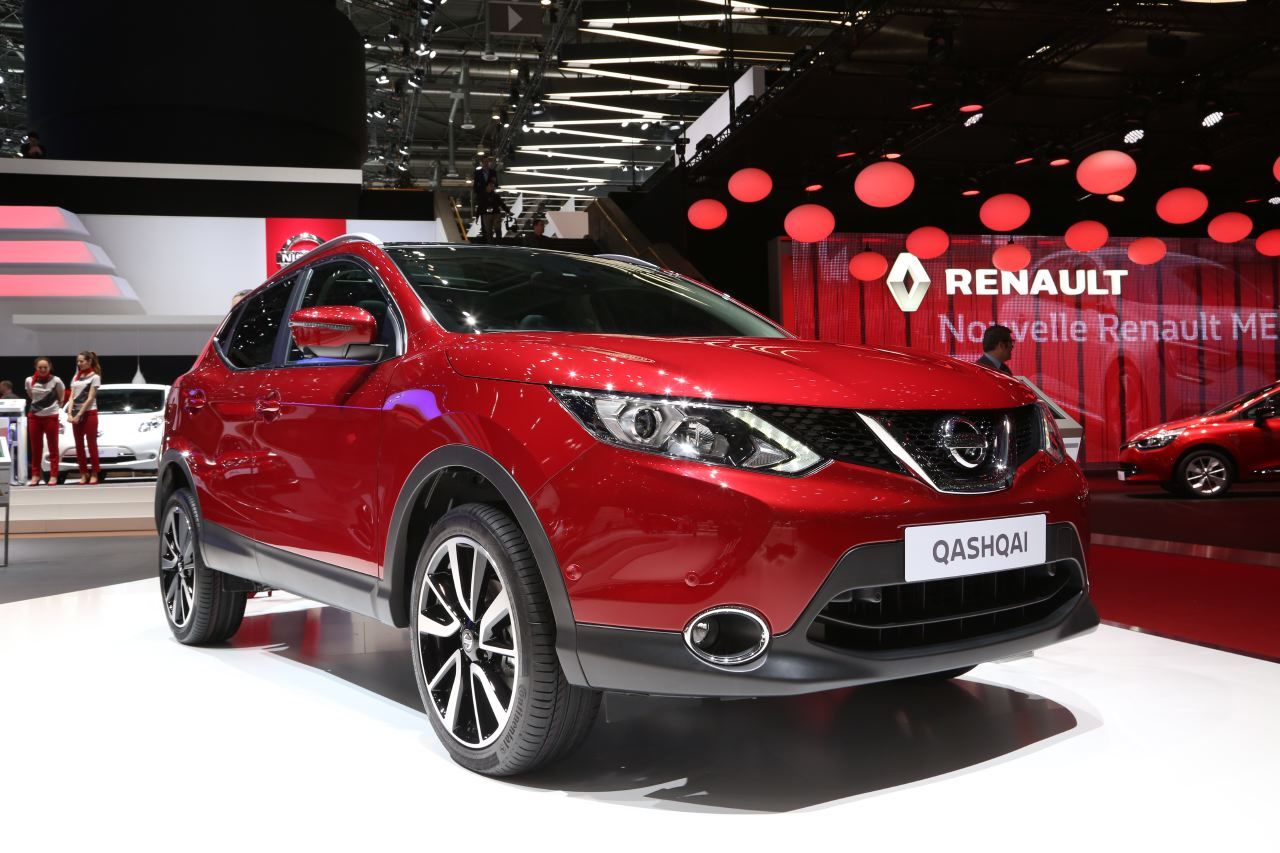 seat ateca vs nissan qashqai le match en 20 images nissan qashqai l 39 argus. Black Bedroom Furniture Sets. Home Design Ideas