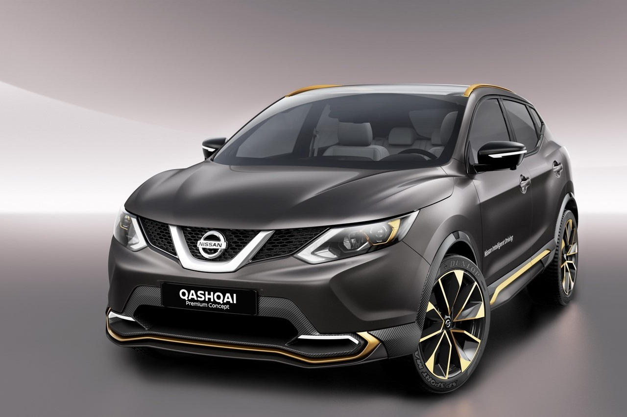 nissan qashqai et x trail premium concept gen ve photo 3 l 39 argus. Black Bedroom Furniture Sets. Home Design Ideas