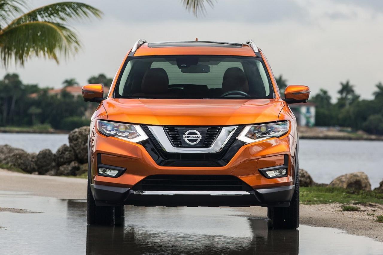 Nissan X-Trail 2017 : premières photos du nouveau X-Trail ...