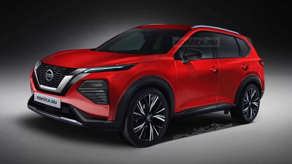 Nissan X-Trail (2022) : le futur Rogue donne un aperçu ...