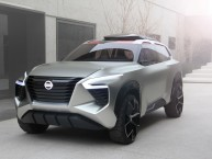 Nissan Xmotion : le futur X-Trail au salon de Detroit ?