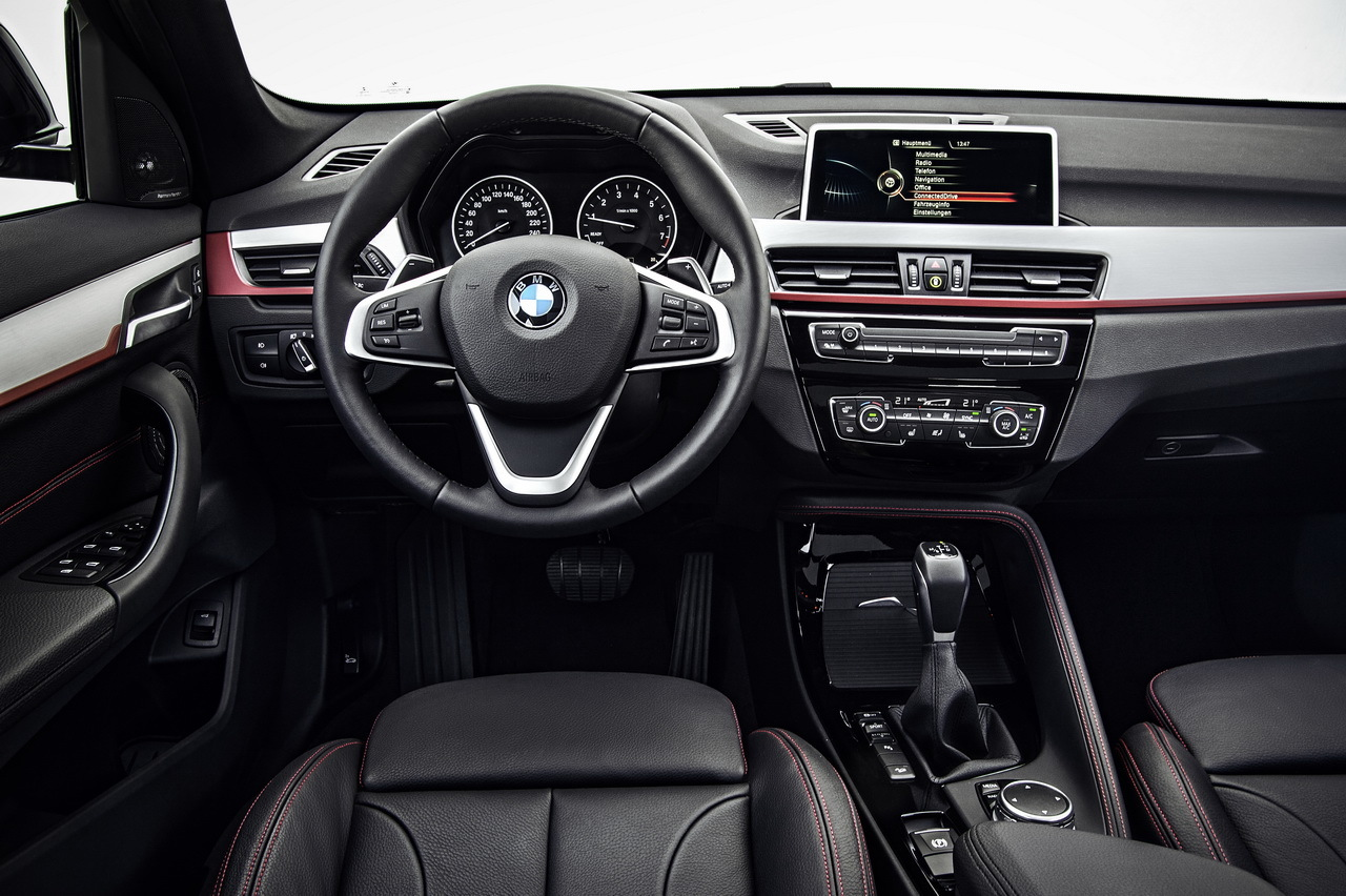 bmw x1 2015 premi res photos officielles photo 8 l 39 argus. Black Bedroom Furniture Sets. Home Design Ideas