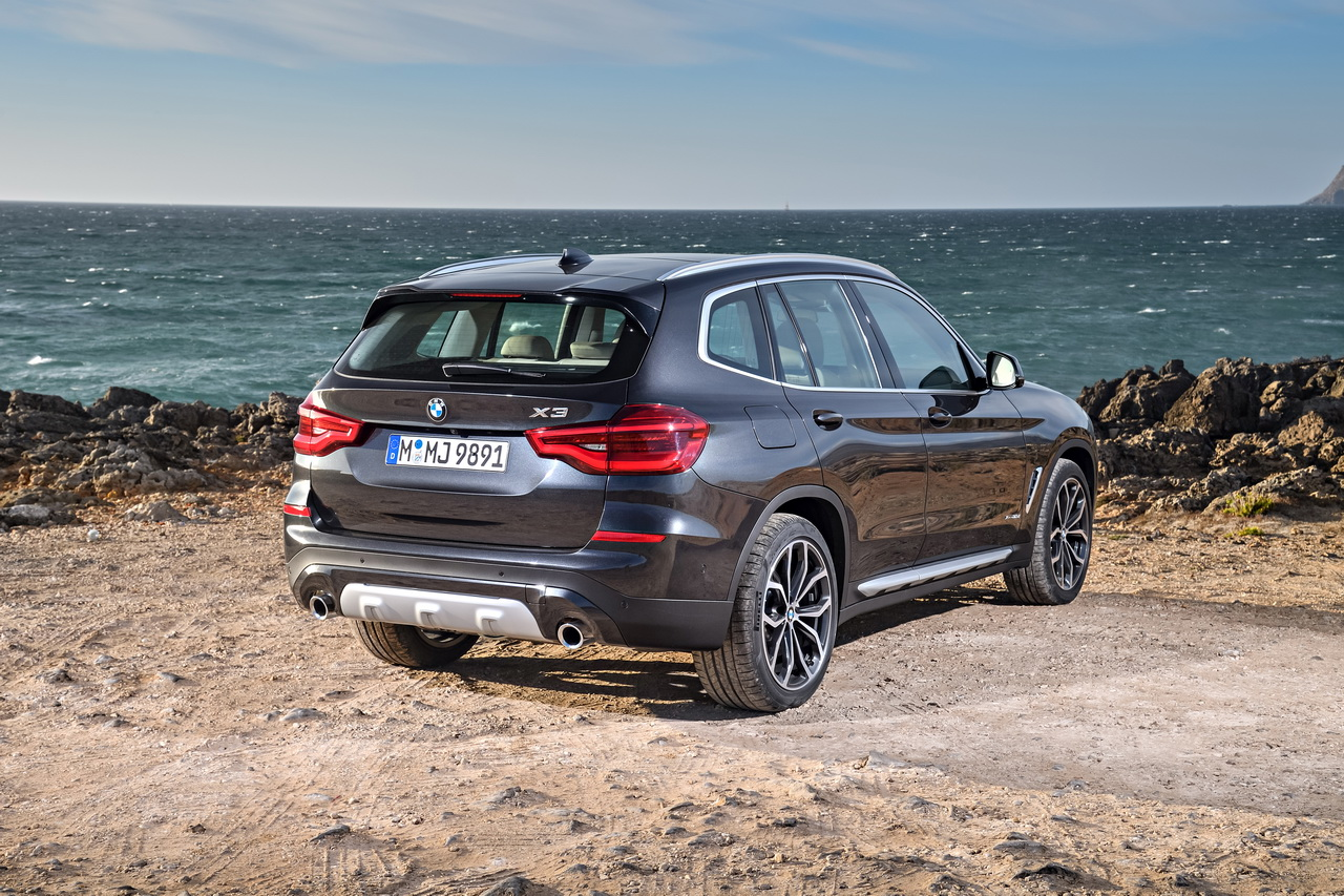 essai bmw x3 2017 notre avis sur le nouveau x3 photo 7 l 39 argus. Black Bedroom Furniture Sets. Home Design Ideas