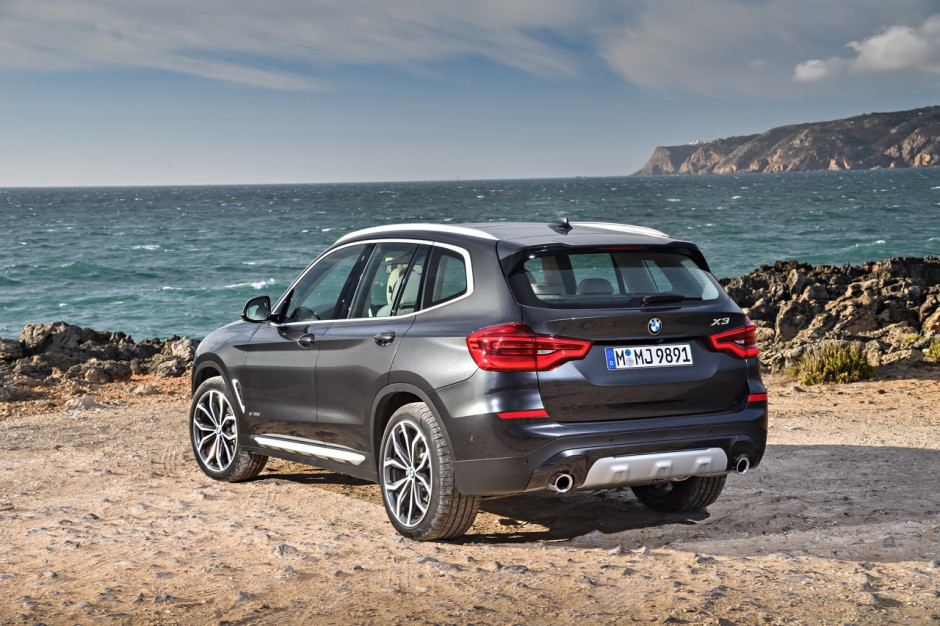 essai bmw x3 2017 notre avis sur le nouveau x3 photo 17 l 39 argus. Black Bedroom Furniture Sets. Home Design Ideas
