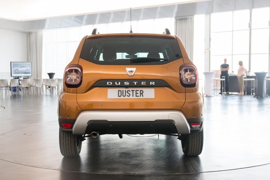 Рено Дастер 2018 новый кузов, цены, комплектации, фото, видео тест-драйв