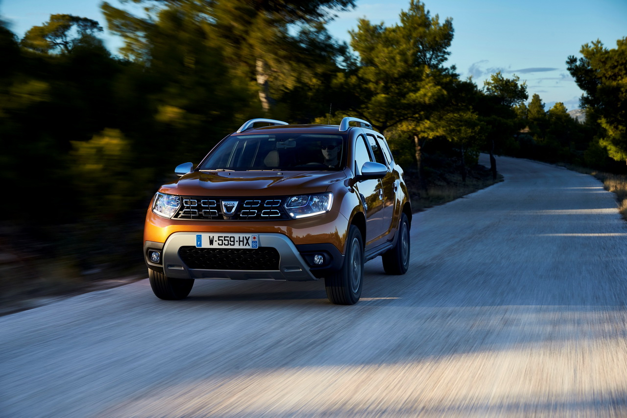 30 nouvelles photos du dacia duster 2018 photo 20 l 39 argus. Black Bedroom Furniture Sets. Home Design Ideas
