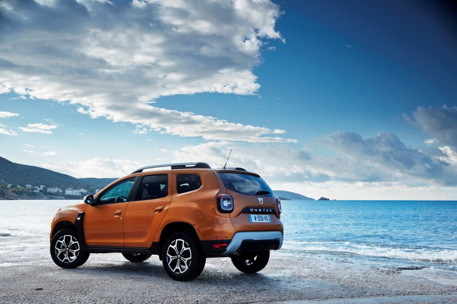 30 nouvelles photos du dacia duster 2018 photo 16 l 39 argus. Black Bedroom Furniture Sets. Home Design Ideas
