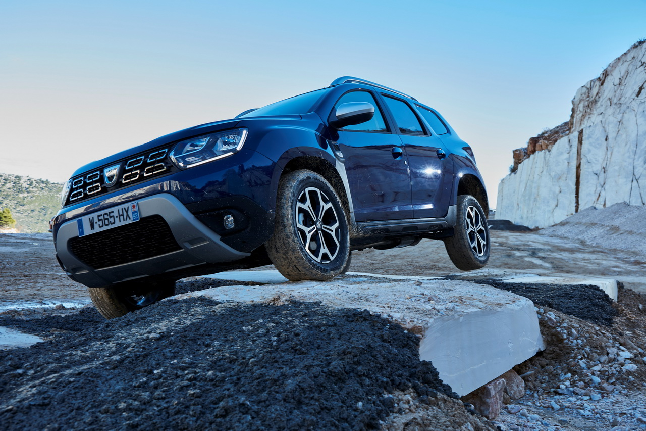 30 nouvelles photos du dacia duster 2018 photo 10 l 39 argus. Black Bedroom Furniture Sets. Home Design Ideas
