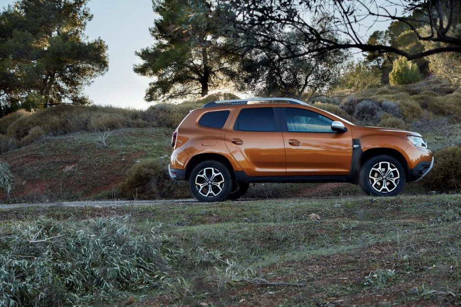 30 nouvelles photos du dacia duster 2018 photo 17 l 39 argus. Black Bedroom Furniture Sets. Home Design Ideas
