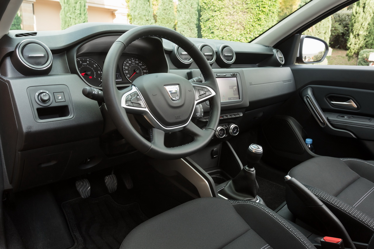 essai dacia duster tce 125 le test du nouveau duster essence photo 35 l 39 argus. Black Bedroom Furniture Sets. Home Design Ideas