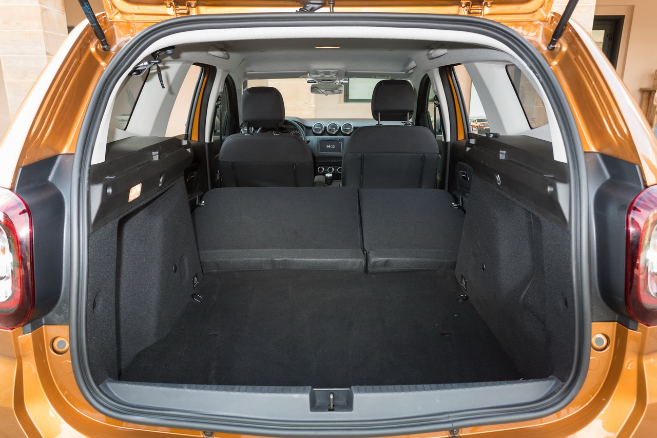 essai dacia duster tce 125 le test du nouveau duster. Black Bedroom Furniture Sets. Home Design Ideas