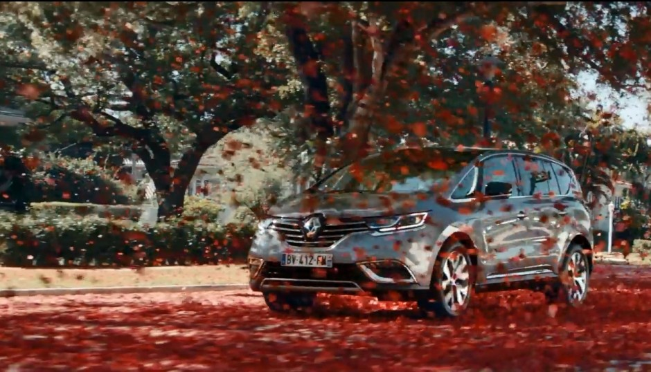 vid o du jour la pub int grale du nouveau renault espace v 2015 photo 1 l 39 argus. Black Bedroom Furniture Sets. Home Design Ideas