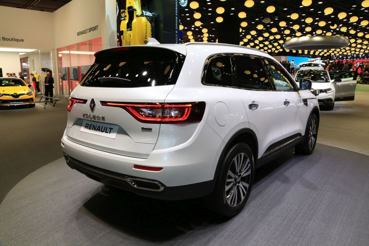 skoda kodiaq face aux nouveaux peugeot 5008 et renault koleos photo 29 l 39 argus. Black Bedroom Furniture Sets. Home Design Ideas