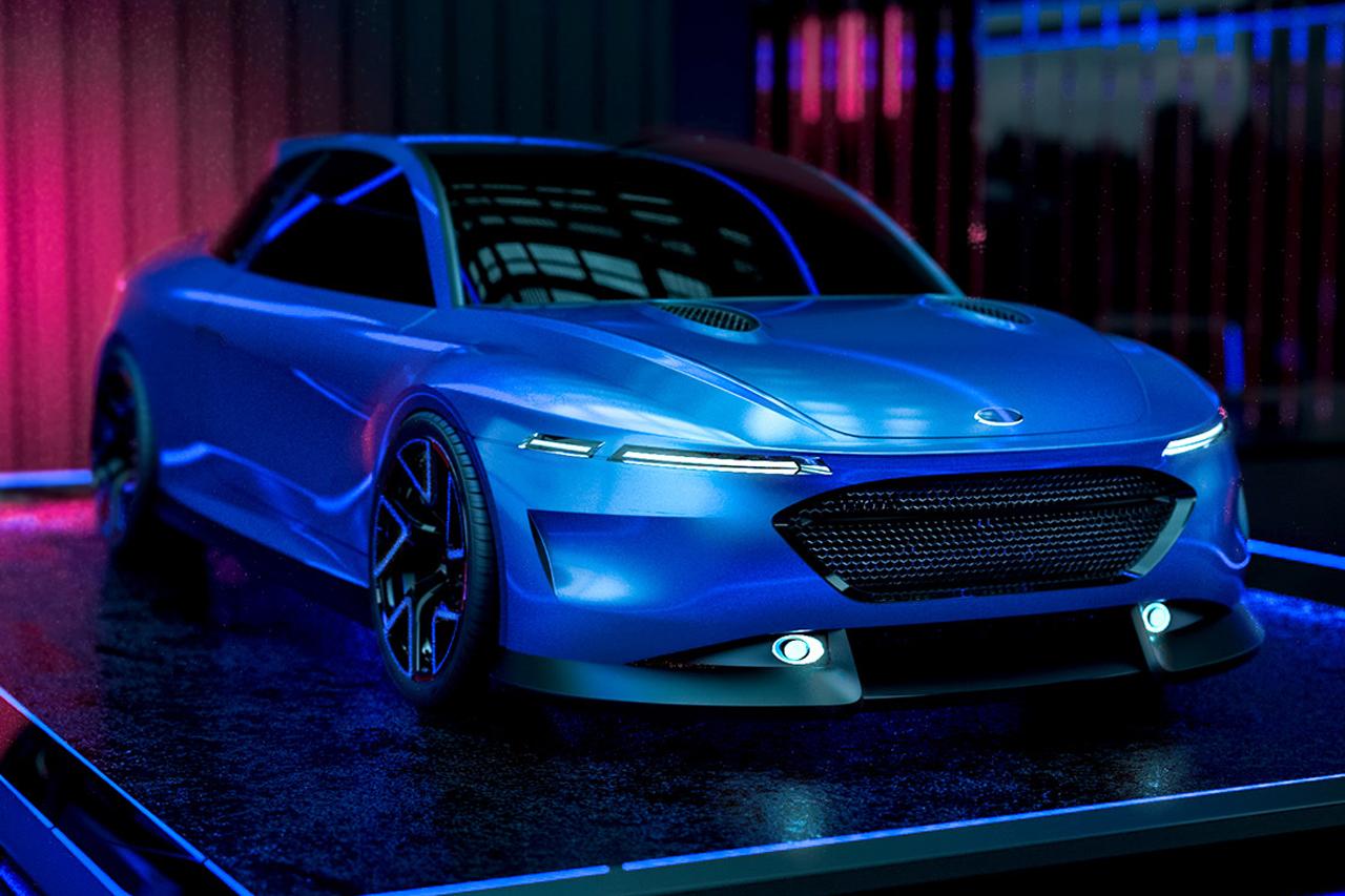 Ford Escort RS Cosworth : le retour ?
