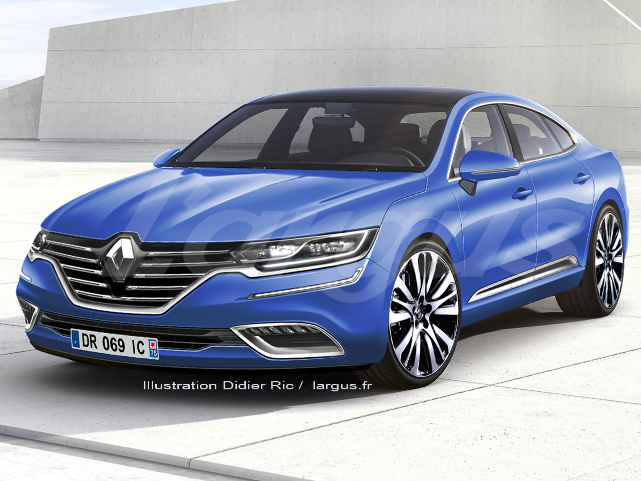 concept renault laguna 2015 autos post