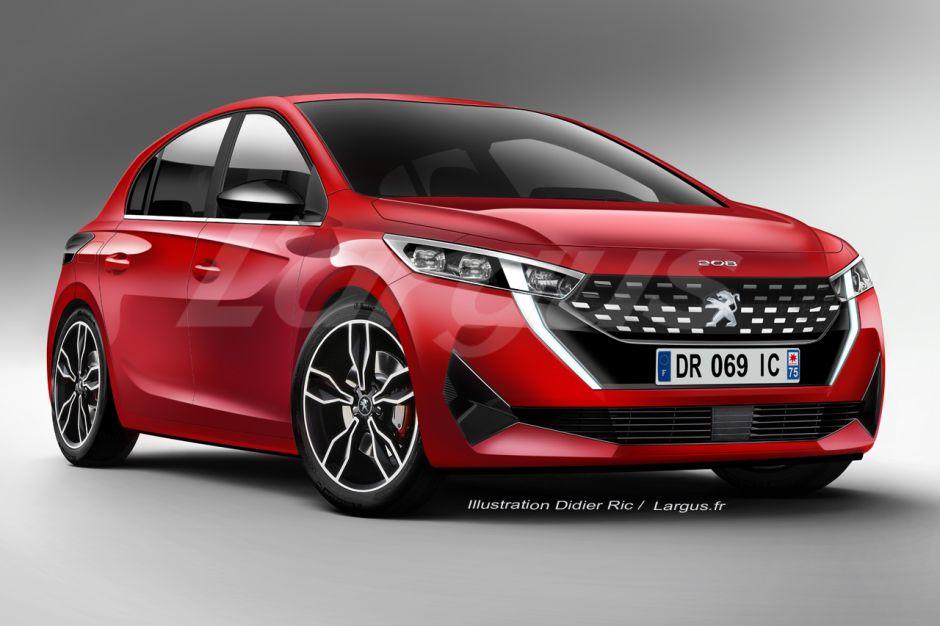 New Peugeot 209 >> Opel Corsa 6 (2019). La cousine germaine de la future Peugeot 208 2 - Photo #3 - L'argus