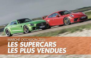 ventes supercars occasion 2021