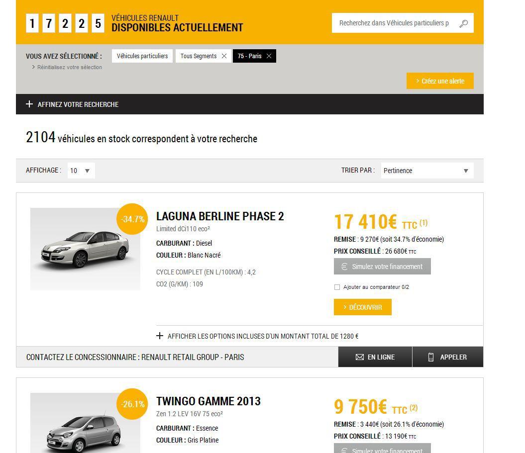 Peugeot relance les grosses promotions l 39 argus
