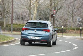 Opel Astra CDTI 110 ch : la Voiture de l'année 2016 à l'essai