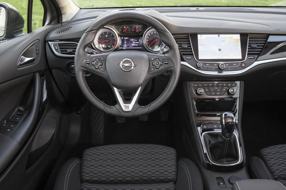 Essai Opel Astra 1.4 Turbo 125 : le test de l'Astra ...