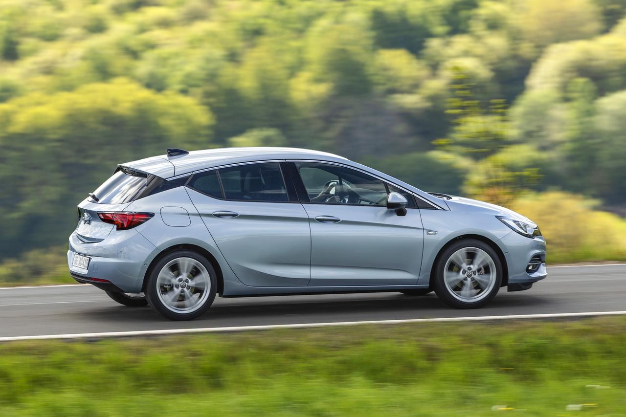 Essai Opel Astra restylée (2019) Que vaut la nouvelle ...