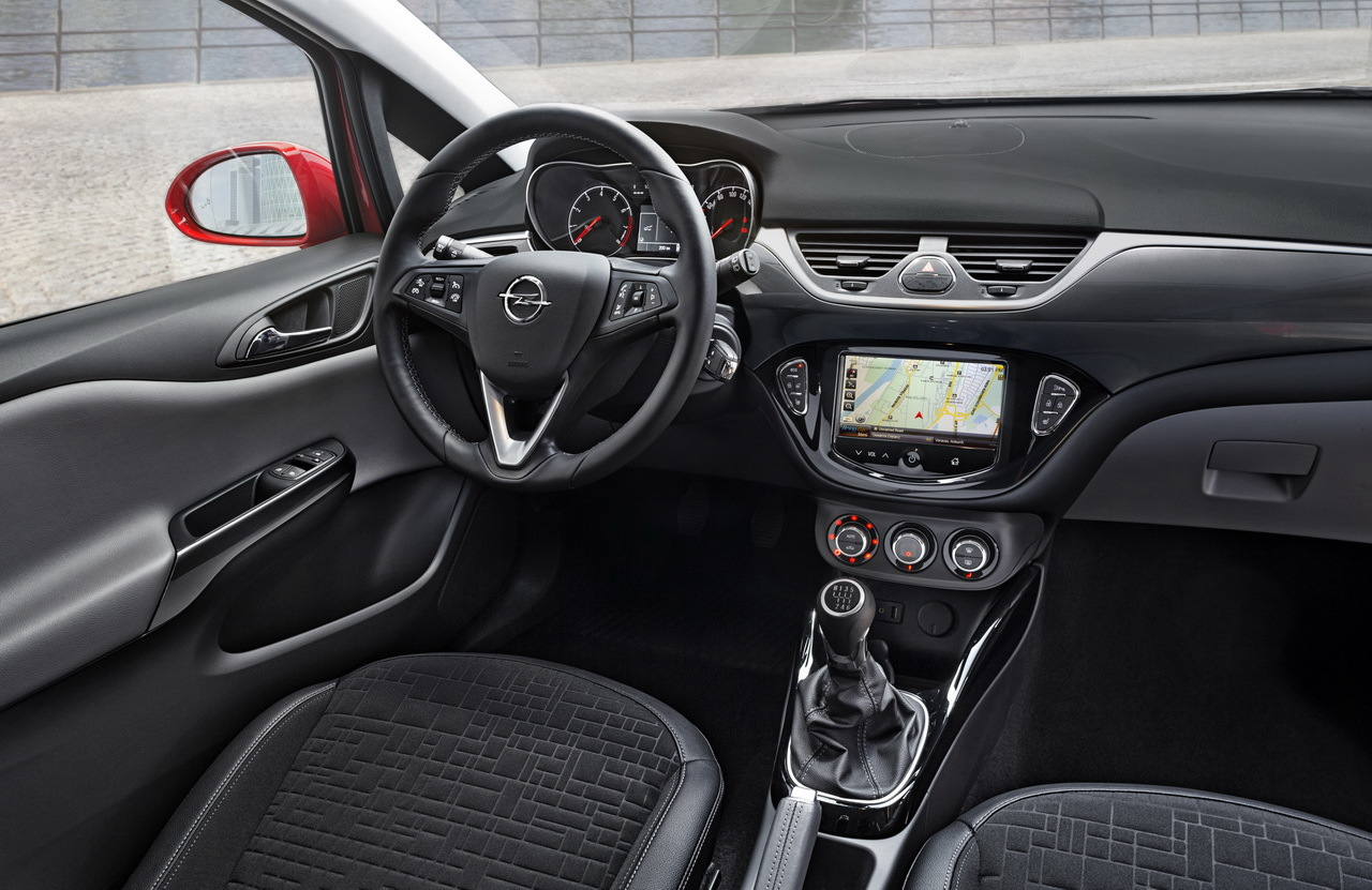 opel corsa play nouvelle s rie sp ciale en mars 2016 photo 4 l 39 argus. Black Bedroom Furniture Sets. Home Design Ideas