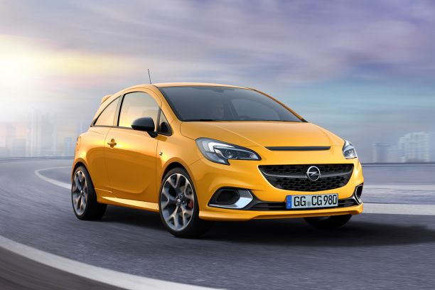 opel corsa gsi une nouvelle sportive en approche l 39 argus. Black Bedroom Furniture Sets. Home Design Ideas