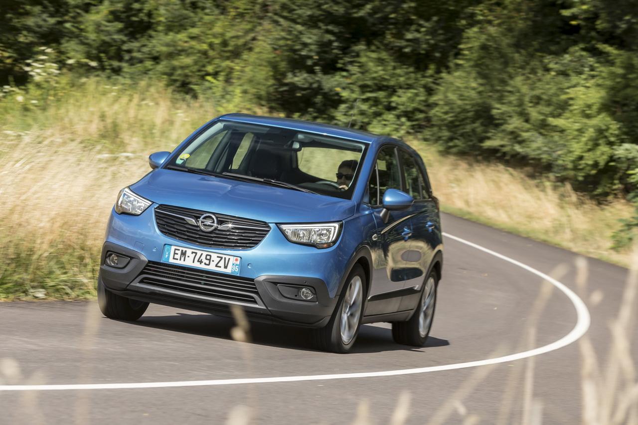 Prix Opel Crossland X Nouveaux Moteurs Et Boite Auto En