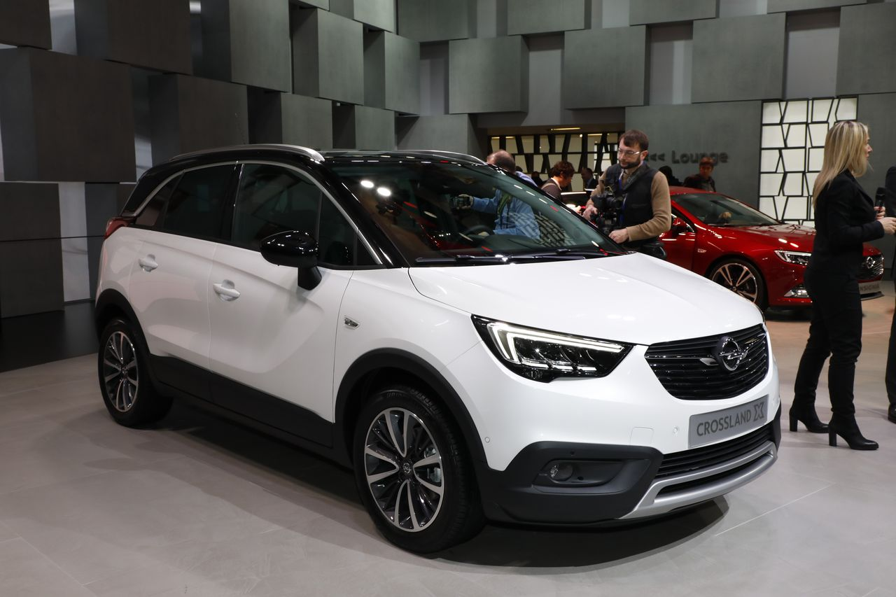 opel crossland x une premi re mondiale inattendue photo 1 l 39 argus. Black Bedroom Furniture Sets. Home Design Ideas