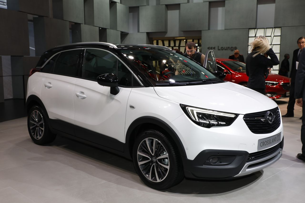 opel crossland x une premi re mondiale inattendue photo 2 l 39 argus. Black Bedroom Furniture Sets. Home Design Ideas