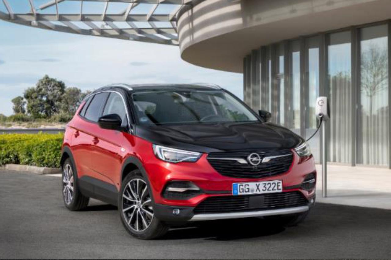 Opel Grandland X Hybrid (2020) : les prix du SUV hybride rechargeable
